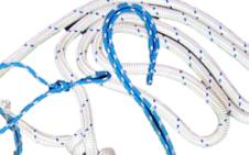 Seile für das Natural Hackamore zum selber machen