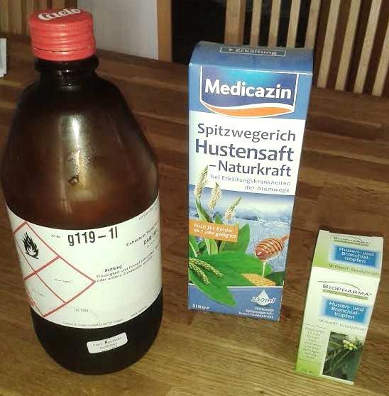Medikamente bei Pferde Husten